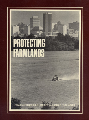 """Cover of """"Protecting Farmlands"""""""